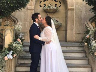 La boda de Patricia y Sergi 2