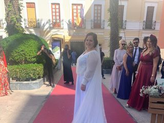 La boda de Patricia y Sergi 3