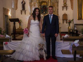 La boda de Deborah y Jesus