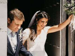 La boda de Silvia y Oriol 1