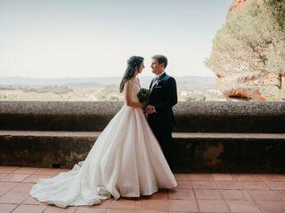 La boda de Silvia y Oriol