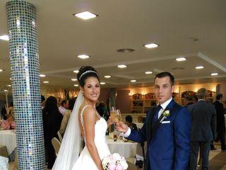 La boda de Desirée y Antonio