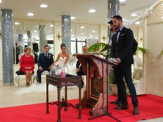La boda de Desirée y Antonio 3