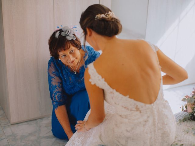 La boda de Adrián y Silvia en Alfoz (Alfoz), Lugo 7