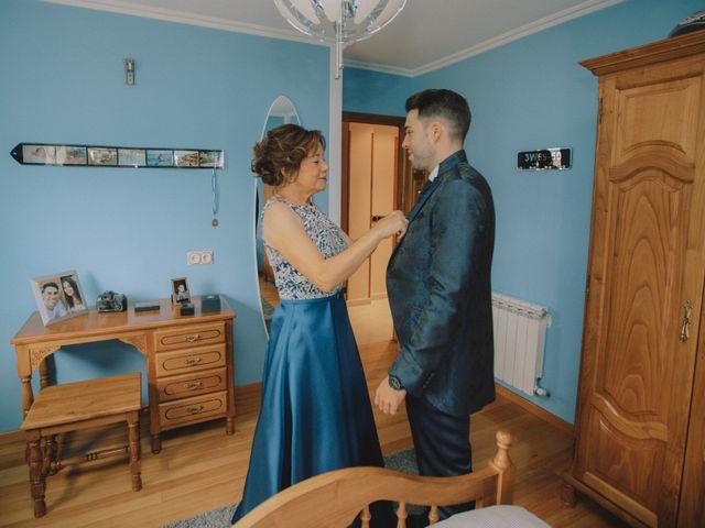 La boda de Adrián y Silvia en Alfoz (Alfoz), Lugo 11