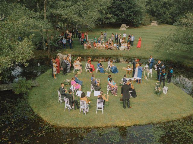 La boda de Adrián y Silvia en Alfoz (Alfoz), Lugo 16