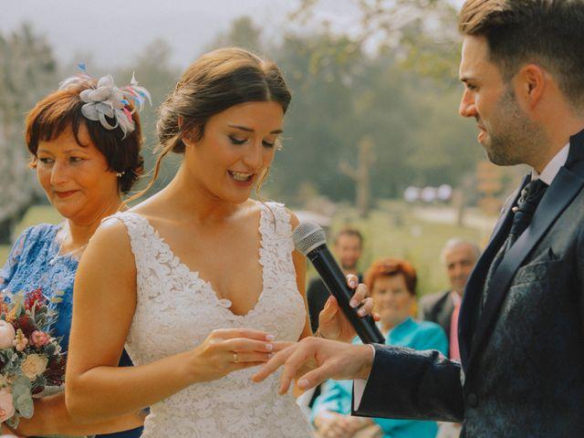 La boda de Adrián y Silvia en Alfoz (Alfoz), Lugo 17