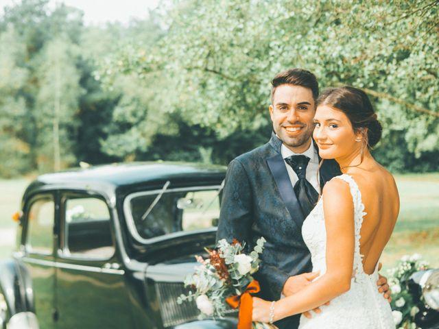 La boda de Adrián y Silvia en Alfoz (Alfoz), Lugo 18