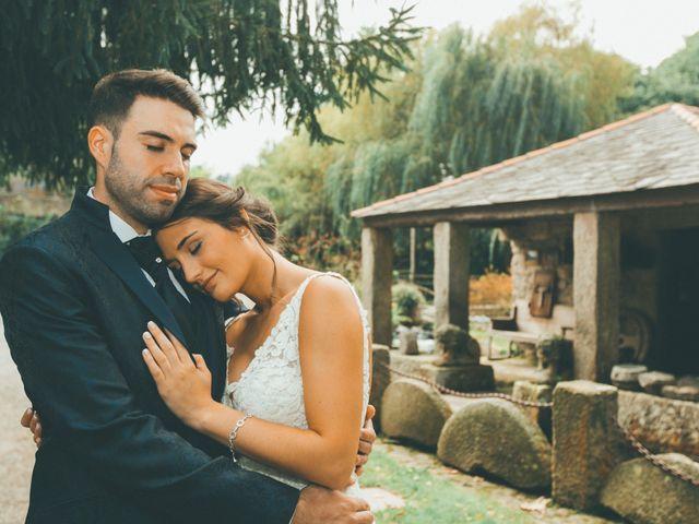 La boda de Adrián y Silvia en Alfoz (Alfoz), Lugo 19