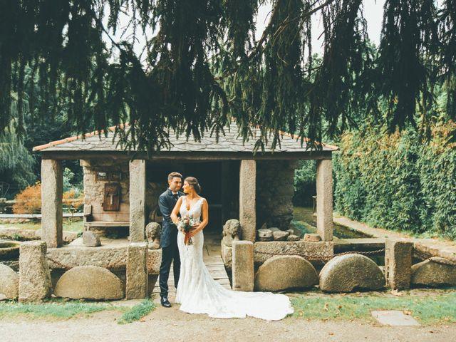 La boda de Adrián y Silvia en Alfoz (Alfoz), Lugo 20