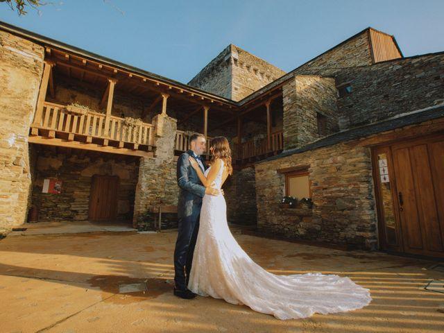 La boda de Adrián y Silvia en Alfoz (Alfoz), Lugo 22