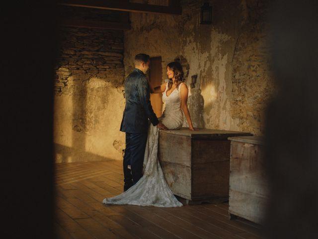 La boda de Adrián y Silvia en Alfoz (Alfoz), Lugo 1