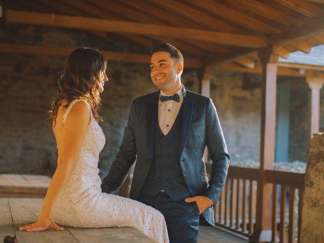 La boda de Adrián y Silvia en Alfoz (Alfoz), Lugo 25