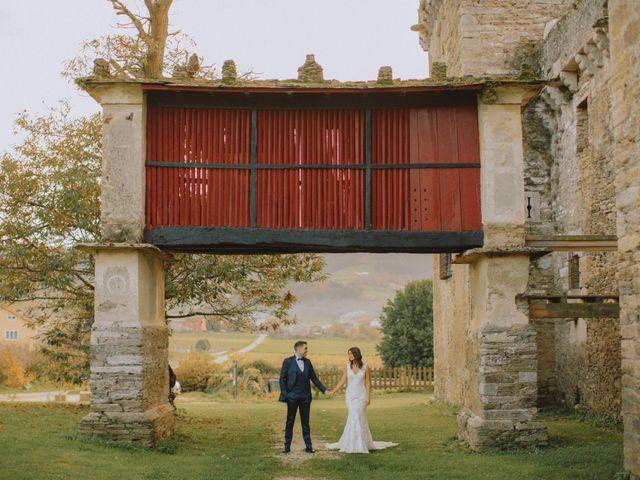 La boda de Adrián y Silvia en Alfoz (Alfoz), Lugo 2