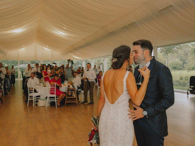 La boda de Adrián y Silvia en Alfoz (Alfoz), Lugo 27