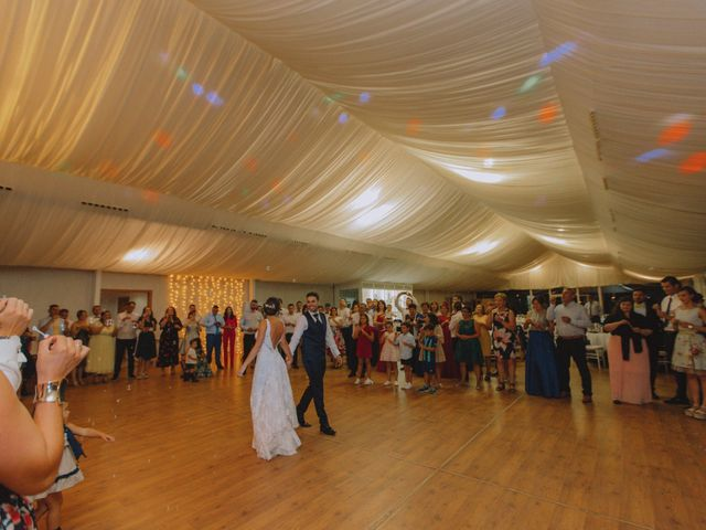 La boda de Adrián y Silvia en Alfoz (Alfoz), Lugo 29