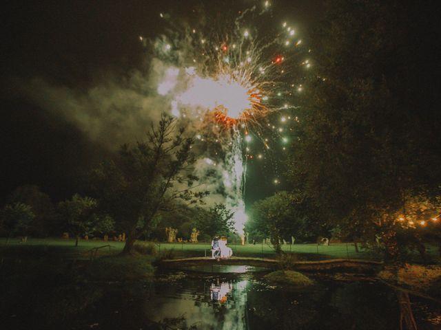 La boda de Adrián y Silvia en Alfoz (Alfoz), Lugo 31