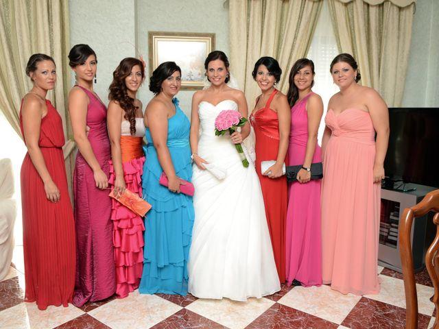 La boda de Rubén y Mari Angeles en Daimiel, Ciudad Real 1