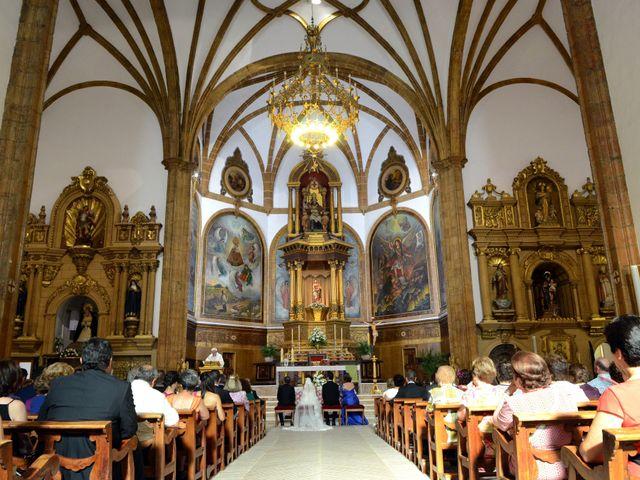 La boda de Rubén y Mari Angeles en Daimiel, Ciudad Real 2