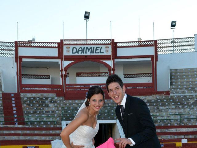 La boda de Rubén y Mari Angeles en Daimiel, Ciudad Real 10