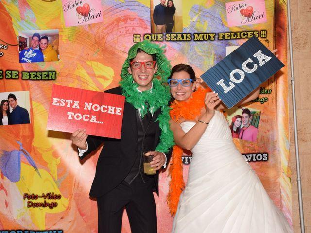 La boda de Rubén y Mari Angeles en Daimiel, Ciudad Real 13