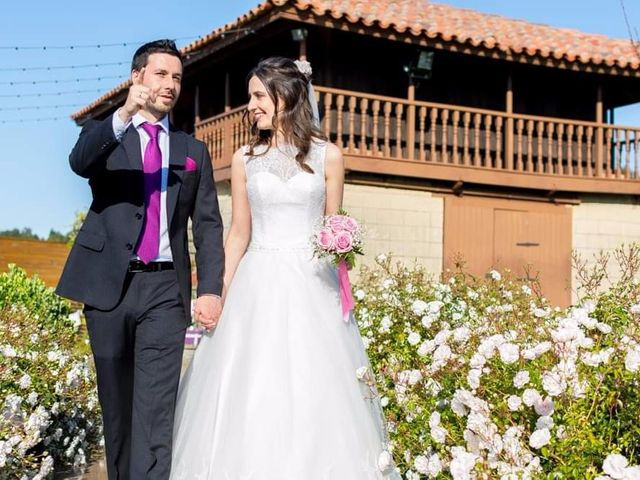 La boda de Pablo y Coral  en Nembro, Asturias 1