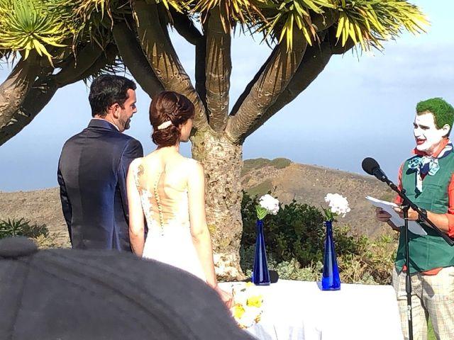 La boda de Idaira y Ivan en Santa Brigida, Las Palmas 1