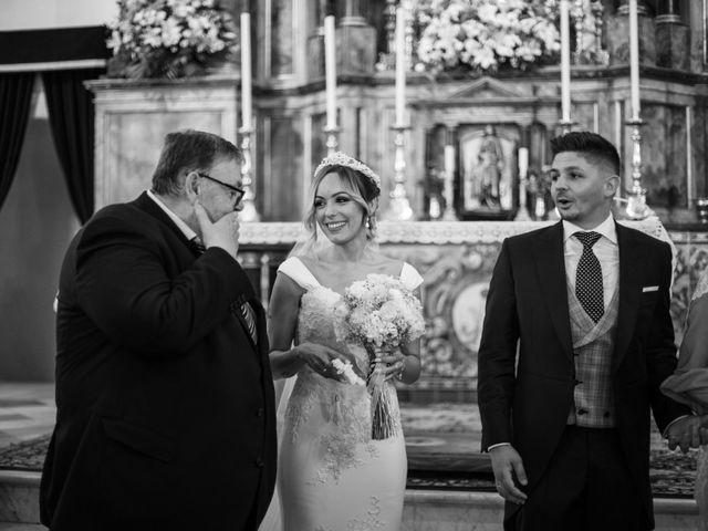 La boda de Fernando y Irene en La Puebla Del Rio, Sevilla 8