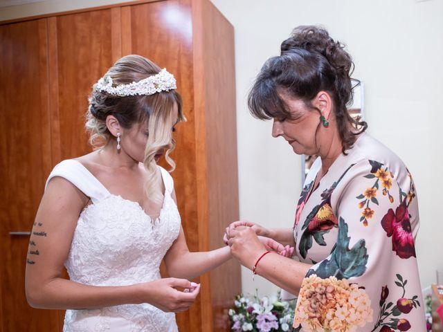 La boda de Fernando y Irene en La Puebla Del Rio, Sevilla 18