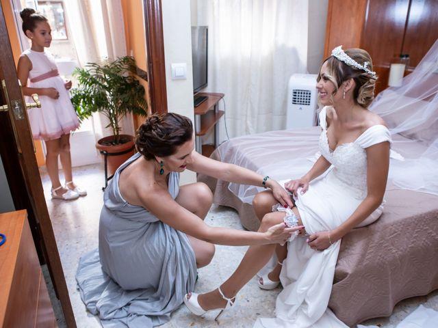 La boda de Fernando y Irene en La Puebla Del Rio, Sevilla 19