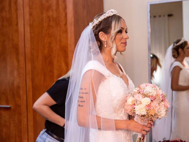 La boda de Fernando y Irene en La Puebla Del Rio, Sevilla 28