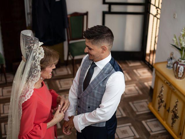 La boda de Fernando y Irene en La Puebla Del Rio, Sevilla 29