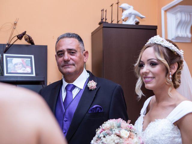 La boda de Fernando y Irene en La Puebla Del Rio, Sevilla 31