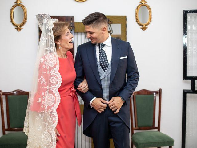 La boda de Fernando y Irene en La Puebla Del Rio, Sevilla 36
