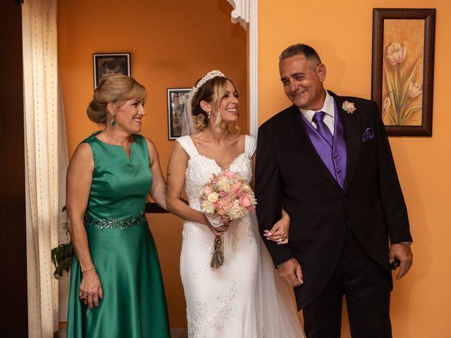 La boda de Fernando y Irene en La Puebla Del Rio, Sevilla 37