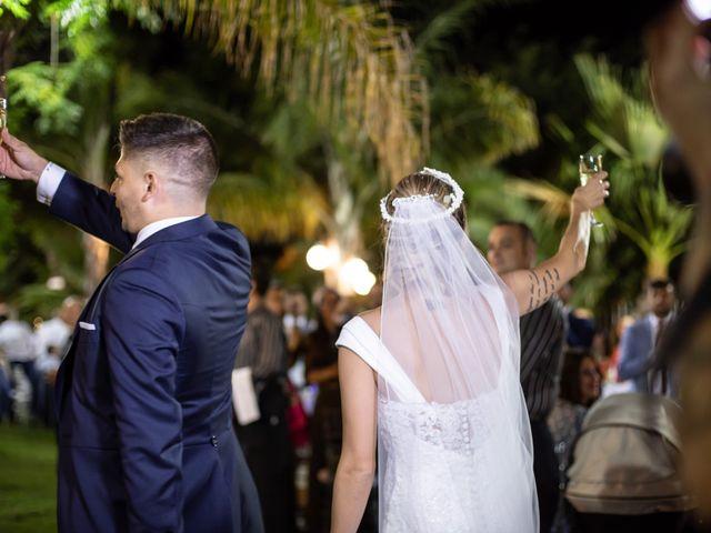 La boda de Fernando y Irene en La Puebla Del Rio, Sevilla 38