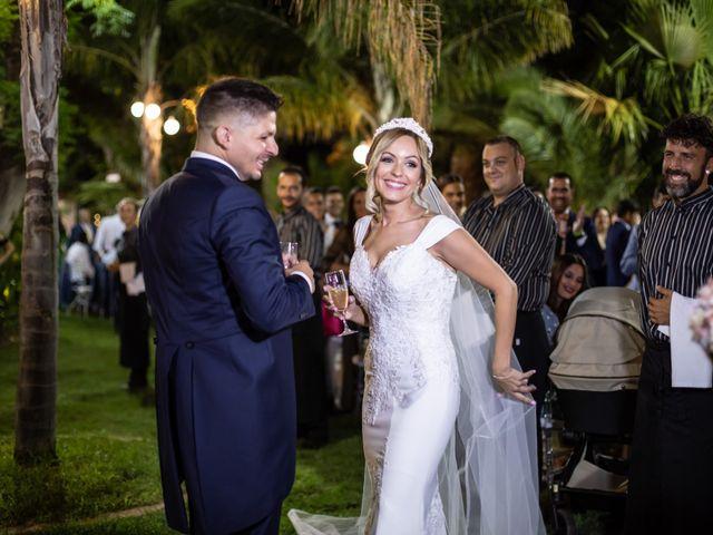 La boda de Fernando y Irene en La Puebla Del Rio, Sevilla 39