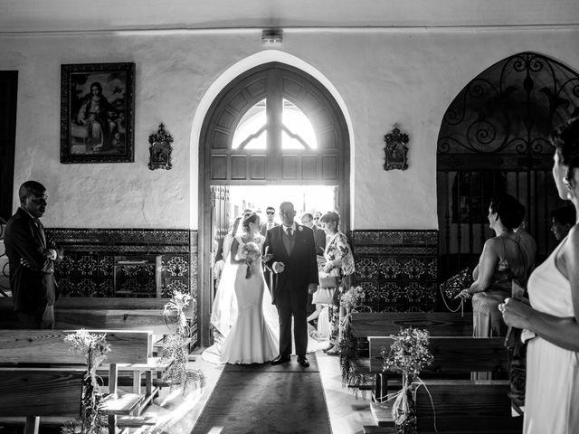 La boda de Fernando y Irene en La Puebla Del Rio, Sevilla 45