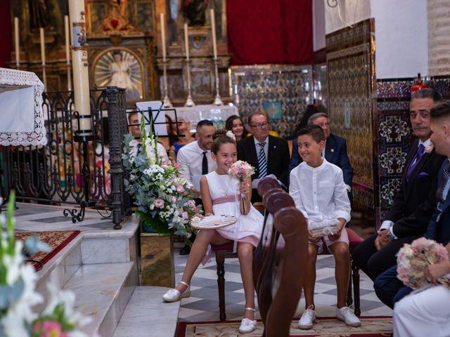 La boda de Fernando y Irene en La Puebla Del Rio, Sevilla 49