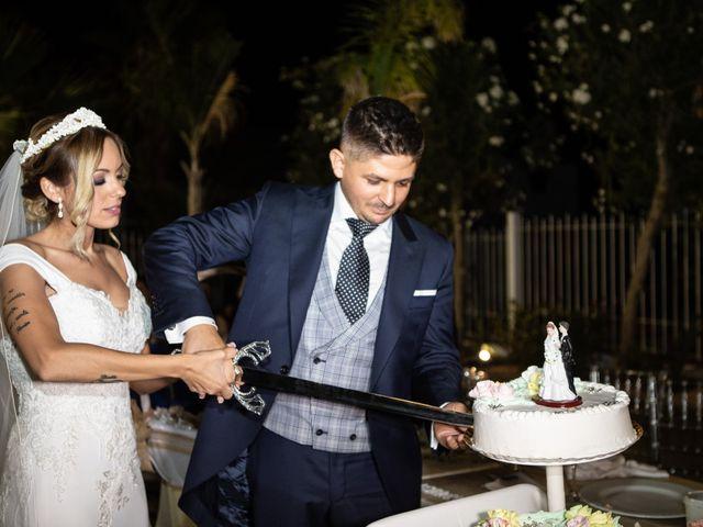 La boda de Fernando y Irene en La Puebla Del Rio, Sevilla 56