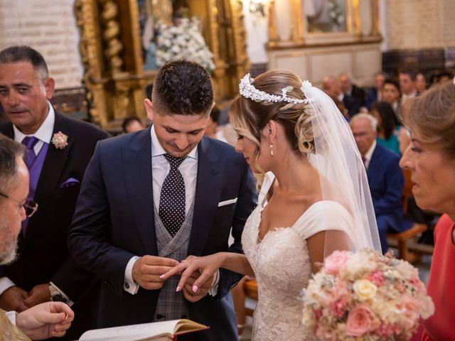 La boda de Fernando y Irene en La Puebla Del Rio, Sevilla 61