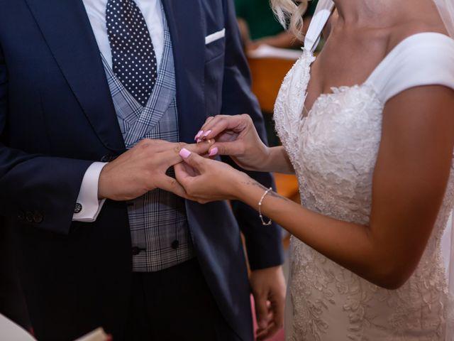 La boda de Fernando y Irene en La Puebla Del Rio, Sevilla 62
