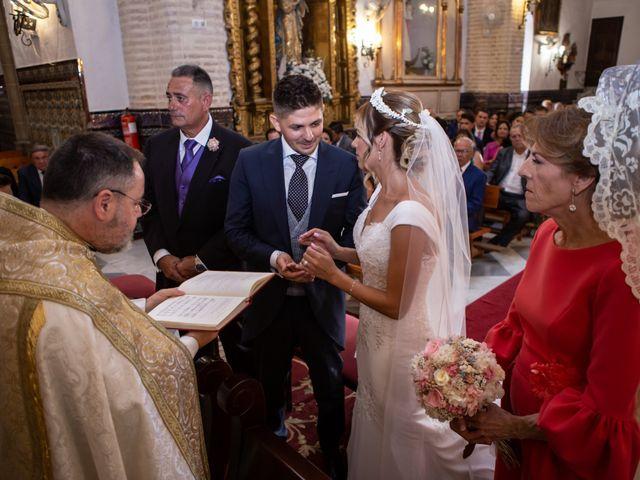 La boda de Fernando y Irene en La Puebla Del Rio, Sevilla 63