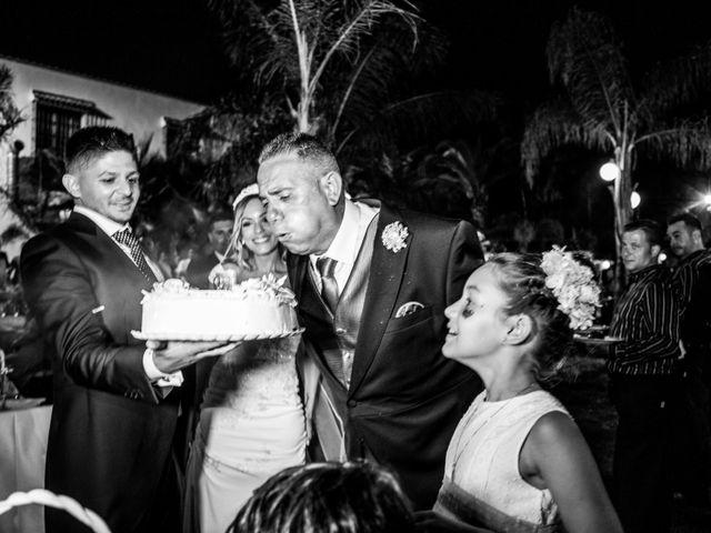 La boda de Fernando y Irene en La Puebla Del Rio, Sevilla 66