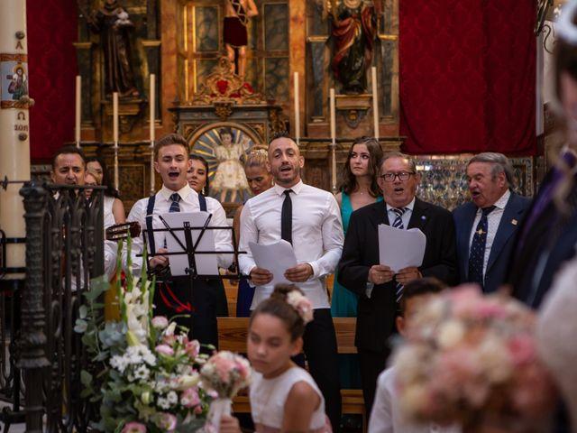 La boda de Fernando y Irene en La Puebla Del Rio, Sevilla 69