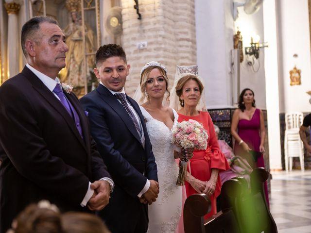 La boda de Fernando y Irene en La Puebla Del Rio, Sevilla 71