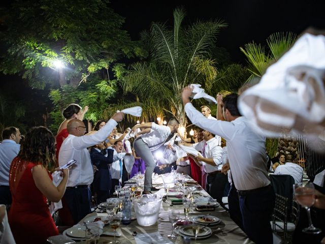 La boda de Fernando y Irene en La Puebla Del Rio, Sevilla 73