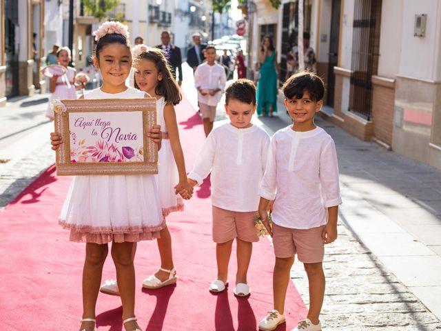 La boda de Fernando y Irene en La Puebla Del Rio, Sevilla 75