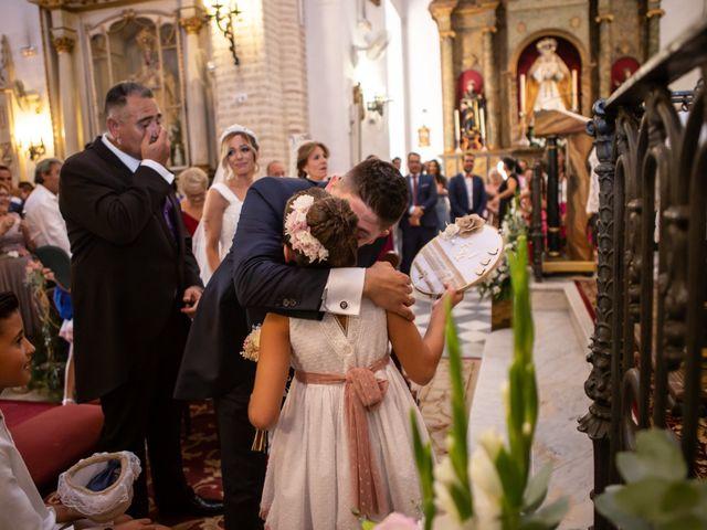 La boda de Fernando y Irene en La Puebla Del Rio, Sevilla 76