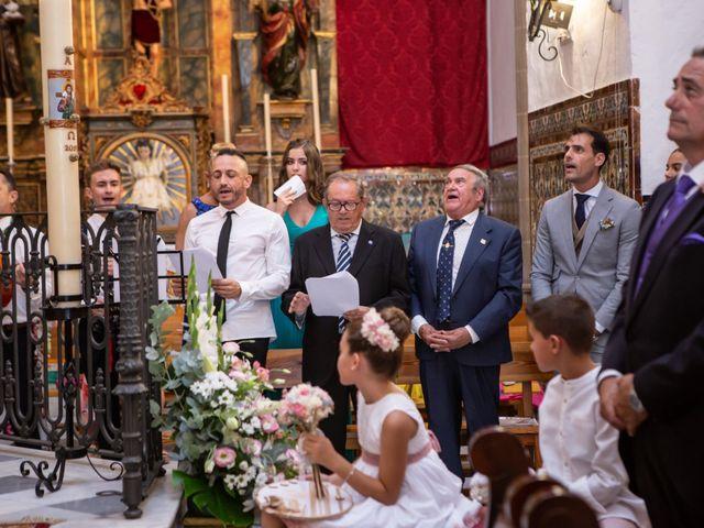 La boda de Fernando y Irene en La Puebla Del Rio, Sevilla 77